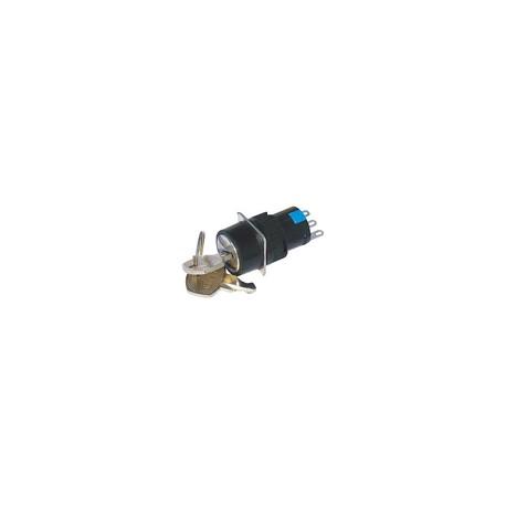 Round Key Switch (16mm)