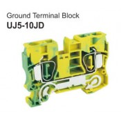 UJ5-10JD Ground Terminal Block