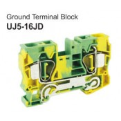 UJ5-16JD Ground Terminal Block
