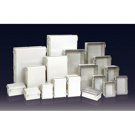P Series - Plastic Box w/ SUS Latch