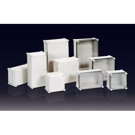 S Series, Medium Size - Plastic Boxes Screw Type