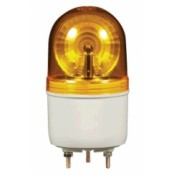 S60LR (Ø60mm) LED Revolving Warning Light