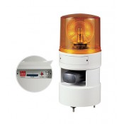 LED Revolving Signal Light & Electric Horn Combination