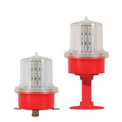 SAOL2/SAOL2P Low Intensity LED Aviation Obstruction Light