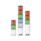QTC60ML/QTCA60ML LED Steady/Flashing Tower Lights	Max.90dB