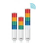 QTG70L-WIZ Wireless LED Steady/ Flashing Tower Light