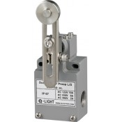 SH4140-AL Heavy-Duty Limit Switch - Adjustable Roller Lever