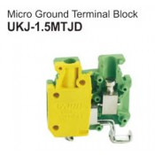 UKJ1.5MTJD Micro Ground Terminal Block