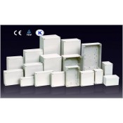 M Series - Plastic Boxes Screw Type