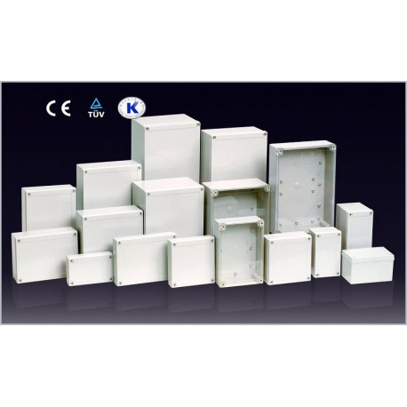 Plastic Boxes Screw Type (M Series)