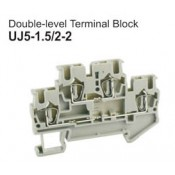 UJ5-1.5/2-2 Double-Level Terminal Block