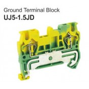 UJ5-1.5JD Ground Terminal Block