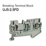UJ5-2.5FD Breaking Terminal Block