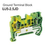 UJ5-2.5JD Ground Terminal Block