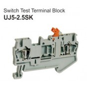 UJ5-2.5SK Switch Test Terminal Block