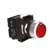 Illuminated Extended Push Button (22mm)