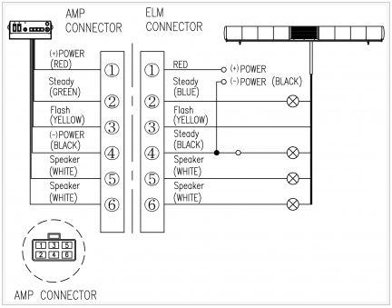 4 elm light wiring diagram 4 wire light wiring diagram