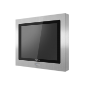 """MES2517SFR / MES2517SPC 17"""" Stainless Panel PC with Intel Atom processor"""