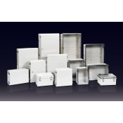 Plastic Boxes Stainless Hinge & Latch Type (H Series)