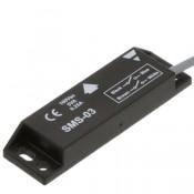 SMS03 Rectangular Safety Magnetic Sensor