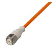 CONB1 Straight 4-Wire Connector Cable