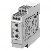 1-Phase True RMS AC/DC Over or Under Voltage Monitoring Relay