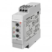 DUB03/PUB03 1-Phase True RMS AC/DC Over or Under Voltage Monitoring Relay