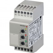 DUB71 1-Phase True RMS AC/DC Over or Under Voltage Monitoring Relay