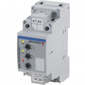 DC Double Under Voltage Level Monitoring Relay