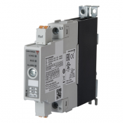 RGC..D..N 1-Phase Solid State Relay with Communication Interface
