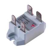 RF 1-Phase Solid State Relay with LED & Built-in Transil