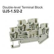 UJ5-1.5/2-2 Double-Level Terminal Block