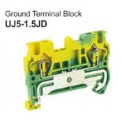 UJ5-1.5JD Ground Terminal Block