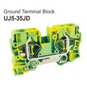 UJ5-35JD Ground Terminal Block